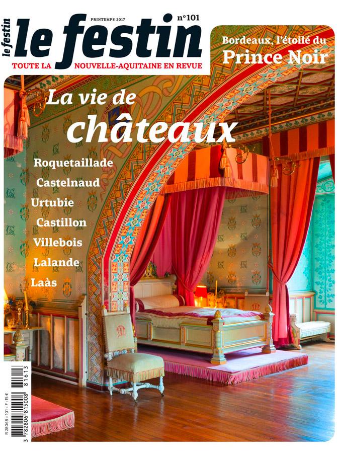 Couverture du magazine Le Festin n°101