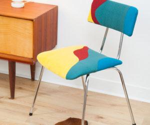 Chaise Plage by Sonia Laudet, Tapissier Designer