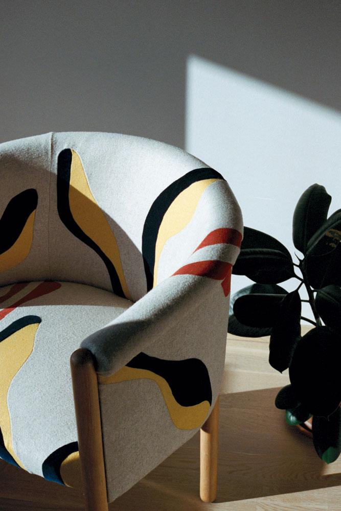 Sonia Laudet, Tapissier designer à Bayonne