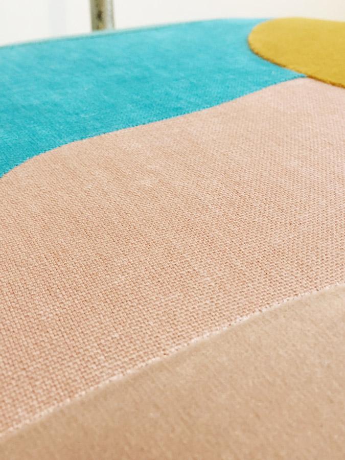 Chaises Equateur par Sonia Laudet, Tapissier Designer à Bayonne, France
