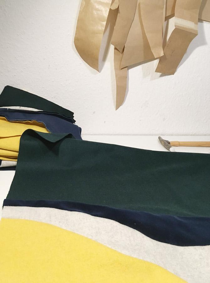 Housses de chaise sur-mesure par Sonia Laudet, artisan français, tapissier designer à Bayonne