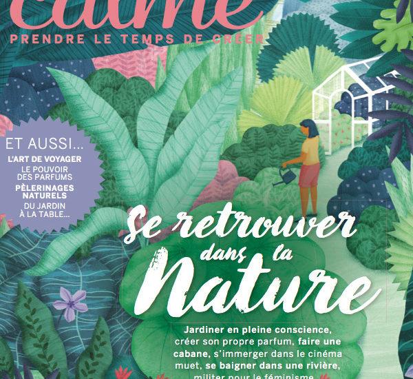 Calme magazine, été 2018