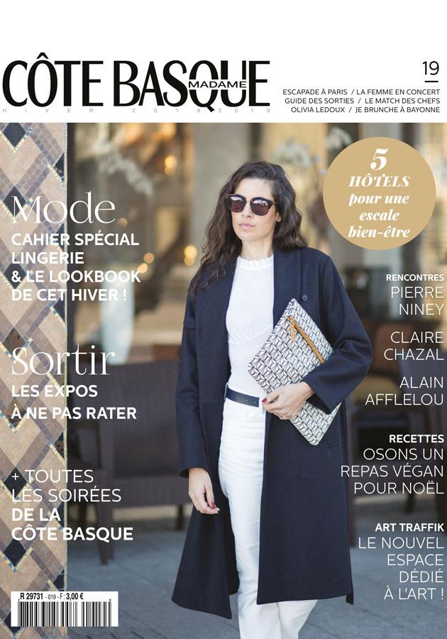 Côte Basque Magazine - Sonia Laudet dans la sélection Shopping Déco
