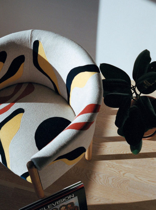 textile furniture design sonia laudet