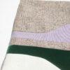 sonia laudet bag patchwork design velvet fashion