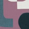 rose collage textile art sonia laudet