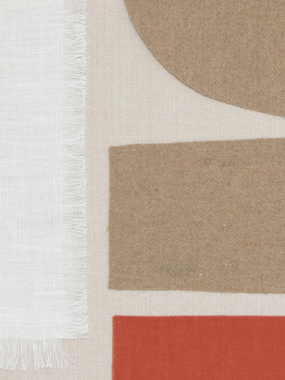 textile art collage sonia laudet