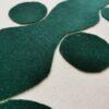 vase vert velours sonia laudet art
