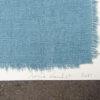bird art collage blue sonia laudet
